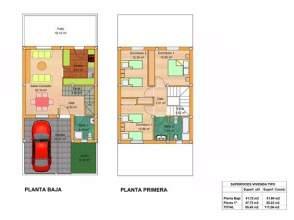 Casa unifamiliar en venta en calle Belgica