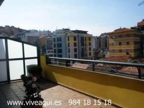 Ático en venta en Atico en Oviedo, Con 40 M2 de Terraza, Muy Céntrico