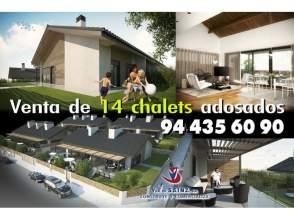 Chalet en venta en calle Gioko Estarta, Palatueta Bidea y Uribe Bazterra Et,  S/N