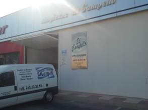Nave industrial en alquiler en calle San Ramon, nº 118