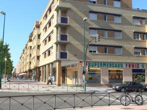Garaje en alquiler en Paseo de Zorrilla