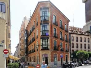 Ático en calle Claudio Moyano, Valladolid