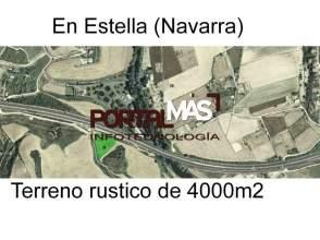 Terreno en Estella-Lizarra