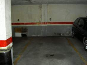 Garaje en calle Arana