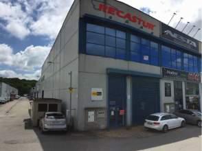 Nave industrial en calle Polígono Industrial de Granda, nº 22