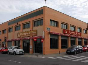Nave industrial en San Pablo