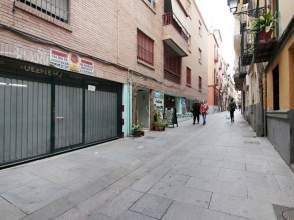 Garaje en calle de La Cruz