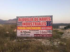 Nave industrial en calle Mejico