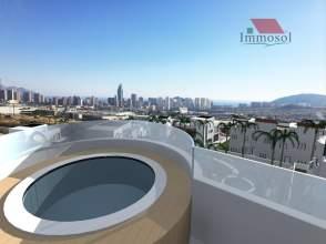 Casa adosada en Urbanizaciones Balcó de Finestrat-Terra Marina