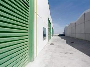 Nave industrial en calle Murcia