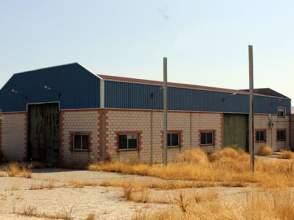 Nave industrial en calle Paraje Ermita , Parte de Parcela 292 del Poligono
