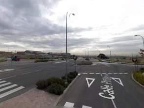 Terreno en calle de La Pirotécnia