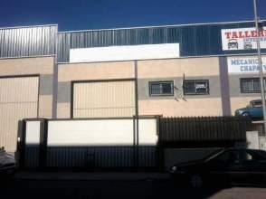 Nave industrial en calle C/ Alfonso Vi nº 38