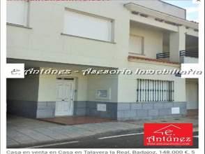 Casa adosada en Talavera La Real