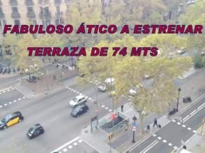 Ático en calle Villarroel