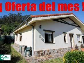 Casa pareada en calle Hazas de Cesto