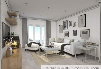 Penthouse in calle de las Paletillas