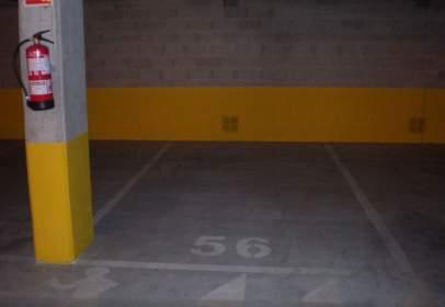 Garatge a calle del Barrio Gimeno