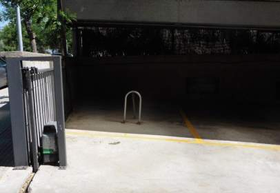Garatge a Avinguda del Mil·lenari