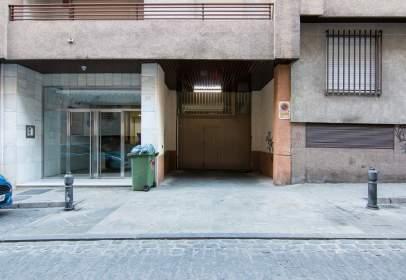 Garatge a calle de Abén Humeya, nº 4