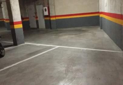 Garage in calle Tejar, nº 3