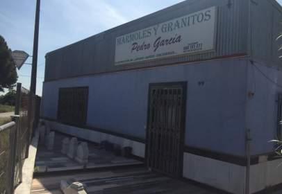 Finca rústica en Alcantarilla