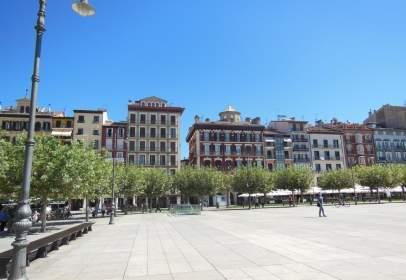 Flat in Plaza del Castillo