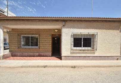Casa en calle Lanuza, nº 13