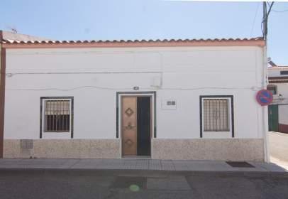 Casa en calle Carlos III-Valverde de Leganes