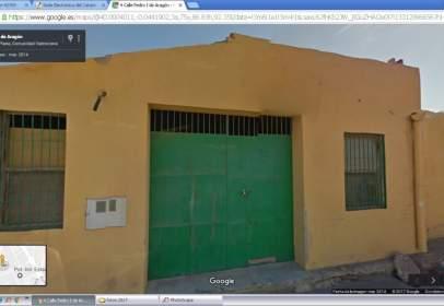 Nau industrial a calle Grupo San Juan
