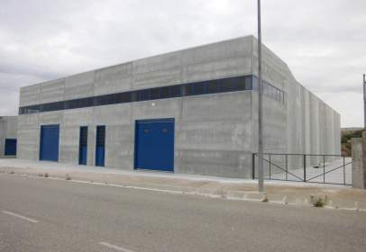 Industrial Warehouse in Cervera