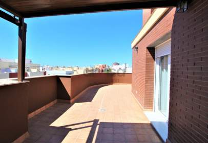Penthouse in Barrio Plaza de la Luz