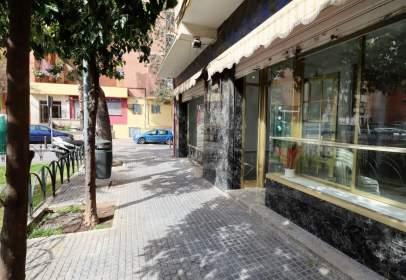 Local comercial en calle Pacheco