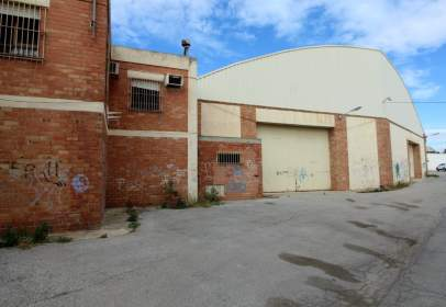 Industrial Warehouse in Carrer Ribesalbes, nº 52