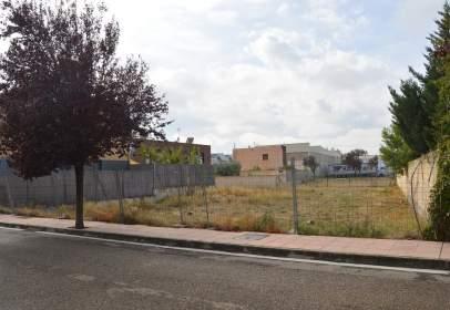 Land in calle de Ribaforada, nº 5