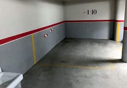 Garage in calle del Roble