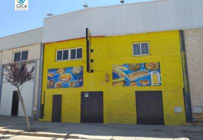 Nave industrial en Los Franceses-La Vega