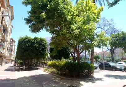 Pis a Avenida del Intendente Jorge Palacios
