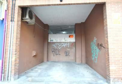 Garaje en calle Ferrocarril d'Alcoi, nº 87