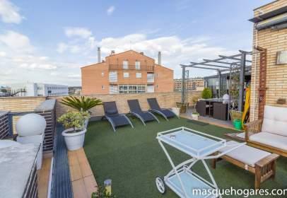 Penthouse in calle Manuel Vazquez Montalban, nº 9