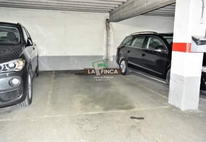Garatge a calle del General Elorza
