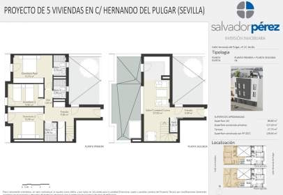 Duplex in calle Hernándo del Pulgar