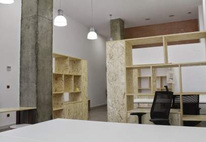 Oficina en calle del Baluarte Aragonés, nº 5