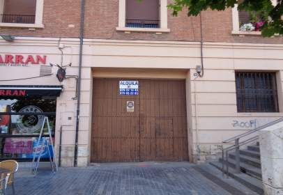 Commercial space in Ronda de la Glorieta