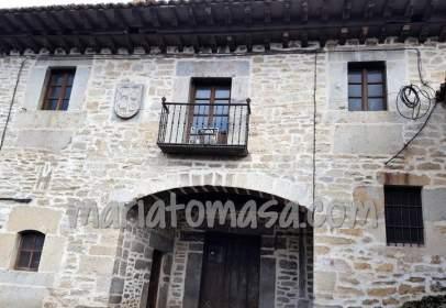 Casa a calle de Subijana-Morillas