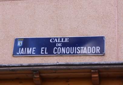 Apartamento en calle de Jaime 'El Conquistador'