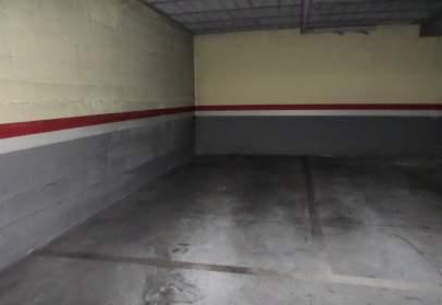 Garage in calle de Fuente de la Plata, nº 10