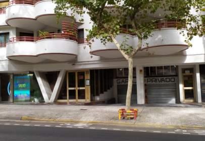 Garage in calle Paseo La Constitución