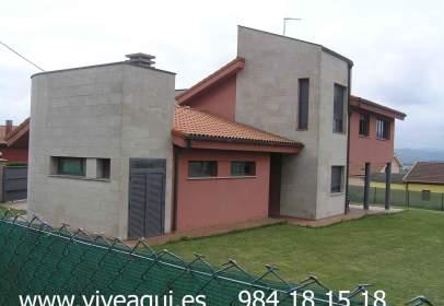 Chalet in Castañera (Lugo de Llanera)