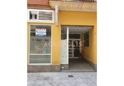 Local comercial en calle de los Francos, nº 20